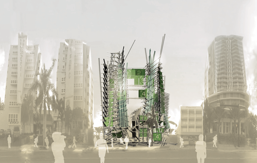 Architecture Student Wins National Design Competition