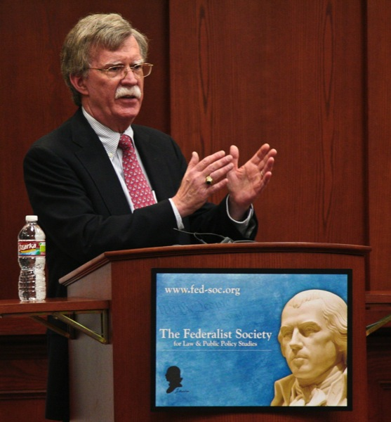 Former US ambassador to UN talks foreign policy | UWire