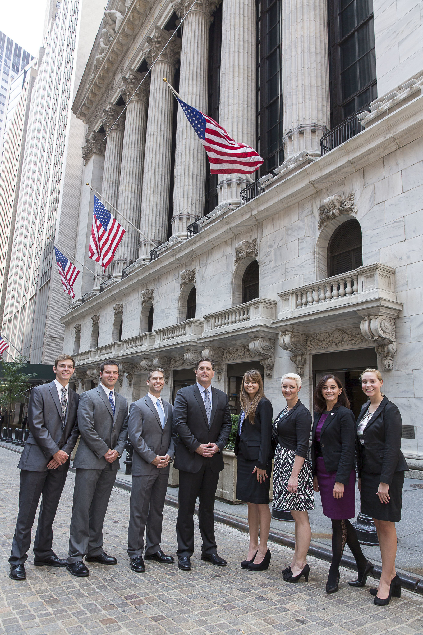 Closing Bell Opens Doors for A New Generation of Financial Planners ...