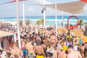 Spring Break at Oasis Cancun