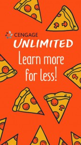 Cengage Unlimited Summer Sweepstakes  I want Unlimited ___!