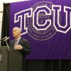 Four TCU football players among 17 students arrested in drug investigation