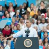 "Obama says Romney suffers from ""Romnesia"""