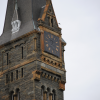 Hands stolen off clock tower at Georgetown U.