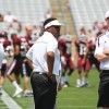 Maroon and White game displays Texas A&M's strengths, weaknesses