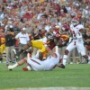 USC receiver Robert Woods will not practice until August