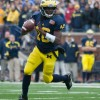 Michigan's Denard Robinson sets standards for Big Ten quarterbacks
