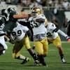 Shembo, Notre Dame defense shut down Michigan State