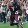 Texas A&M falls in hard-hitting affair, 24-19