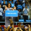 Michelle Obama emphasizes the importance of voting in North Carolina