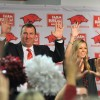 Bielema introduced as new Arkansas head coach