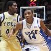 Duke basketball's freshmen shine in 73-57 victory against Georgia Tech